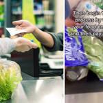 Aldi checkout shopping hack