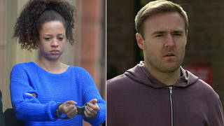 Kirsty Soames went to prison in Coronation Street