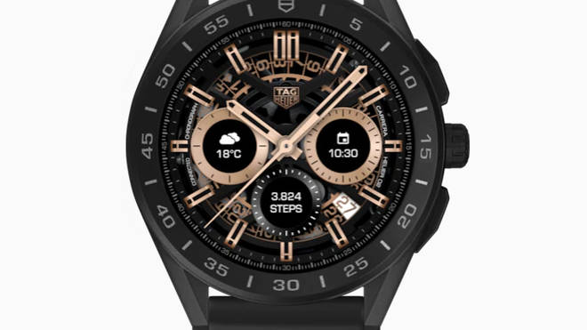 Tag Heuer Connected Watch For Men