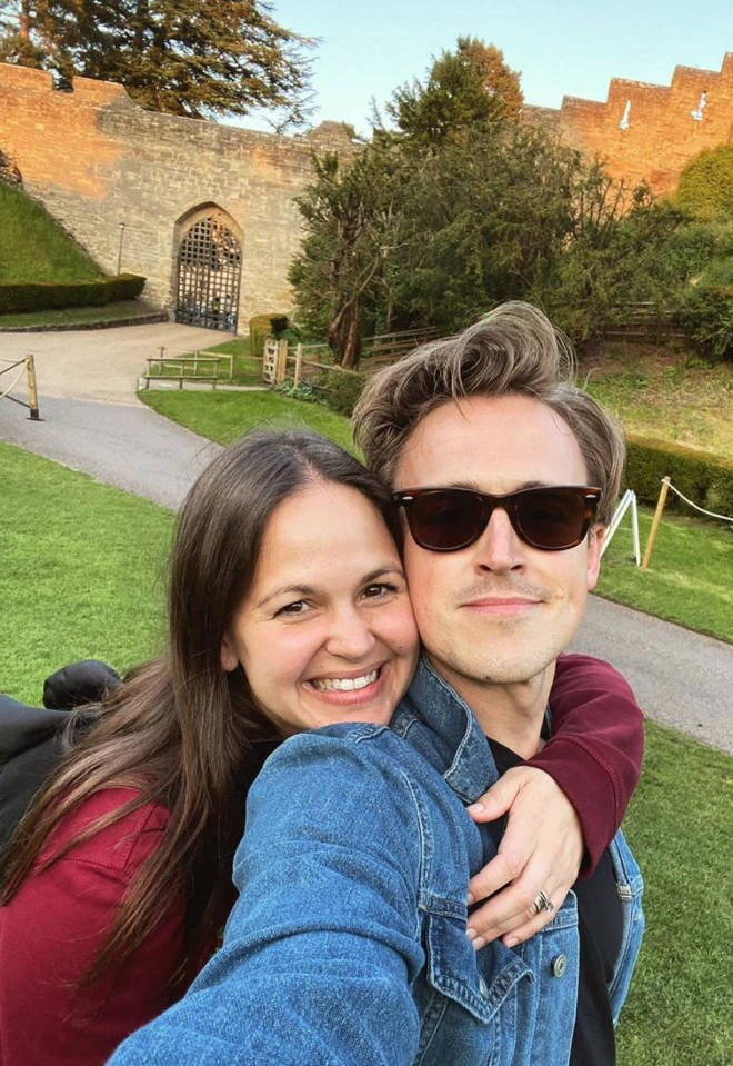 Tom and Giovanna have issued a joint statement on Instagram