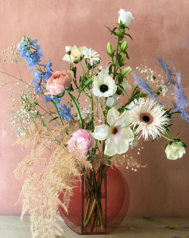 Stems Wilder offers a huge range of dried flowers, ceramics and fresh bouquets