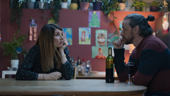 Sharon Horgan as She in Together