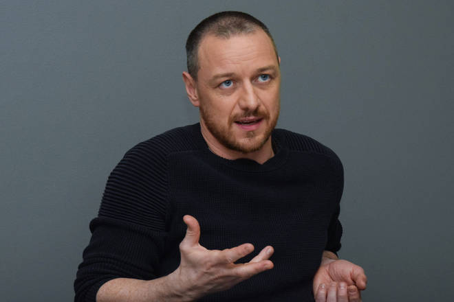 James McAvoy has starred in a string of Hollywood films