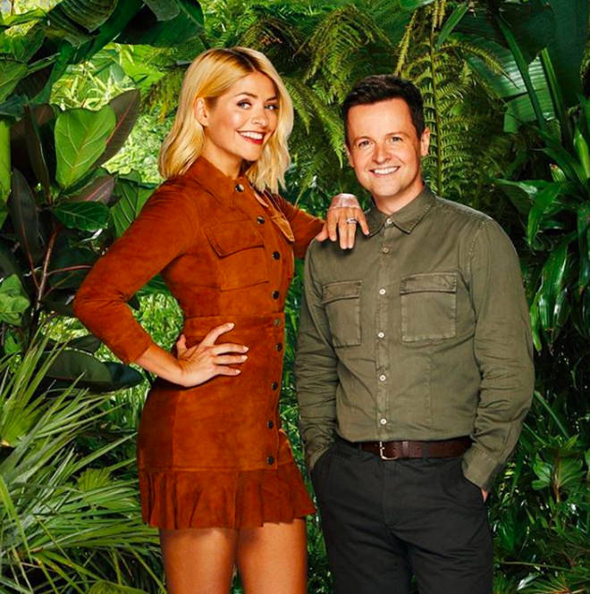 Holly and Dec will co-host this year's series