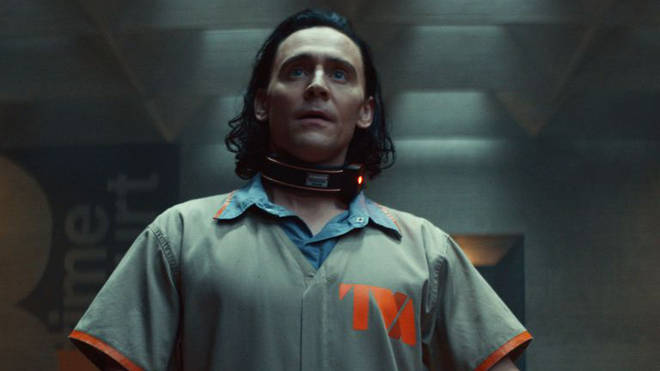 Tom Hiddleston is appearing in Disney+'s Loki