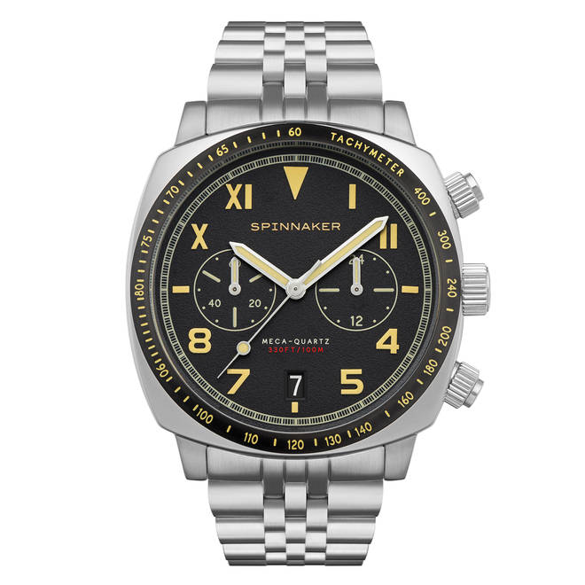 Thus gorgeous watch would become a family heirloom