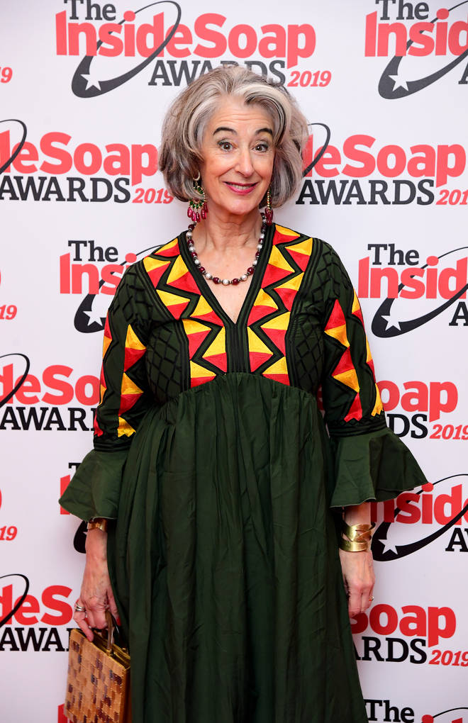 Maureen Lipman has been on our screens for years