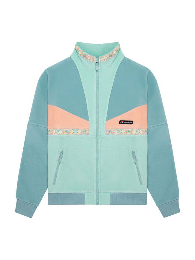 If dad isn't in to pastels, this classic fleece comes in more muted tones!
