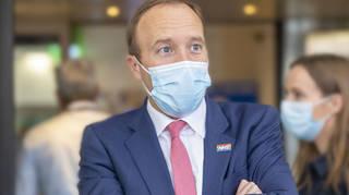 Matt Hancock warned of a growing NHS backlog