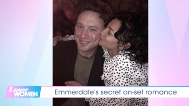 Jonny McPherson and Natalie J Robb have reportedly split