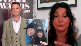 Jonny McPherson and Natalie J Robb secretly split