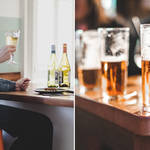 The WHO have been criticised for suggesting women of childbearing age 'shouldn't drink alcohol' (stock images)