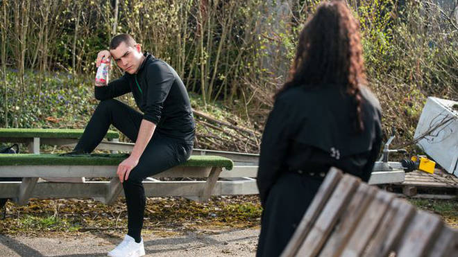 Corey Brent is played by Maximus Evans in Corrie