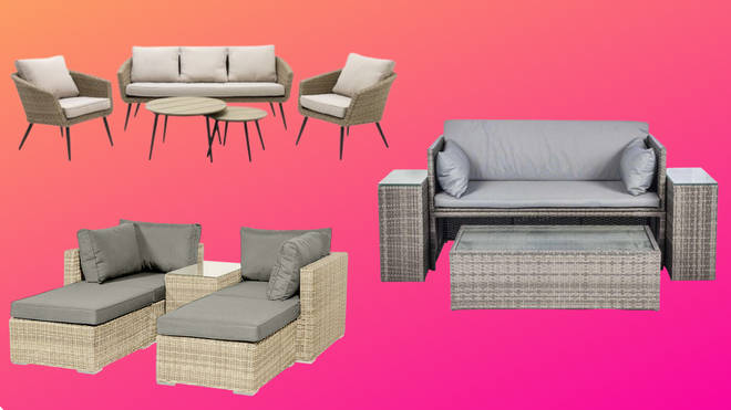 We've trawled the internet looking for the nicest rattan sofa and seating sets