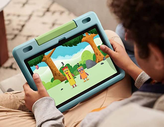 Amazon Fire HD10 Kids