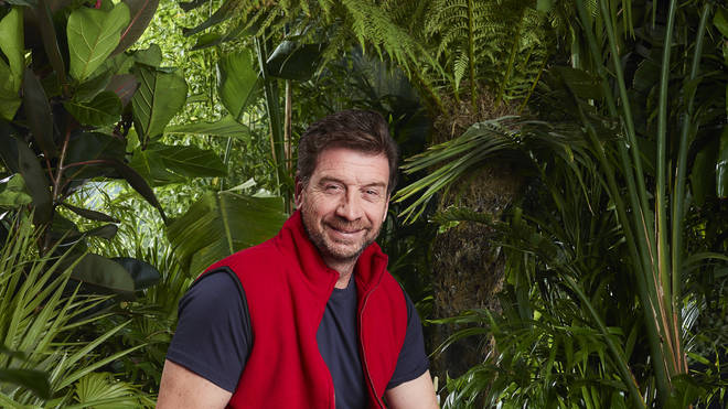 Nick Knowles is heading into the I'm A Celeb jungle