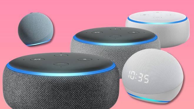 Amazon slashes the prices on various Echo Dot smart speakers
