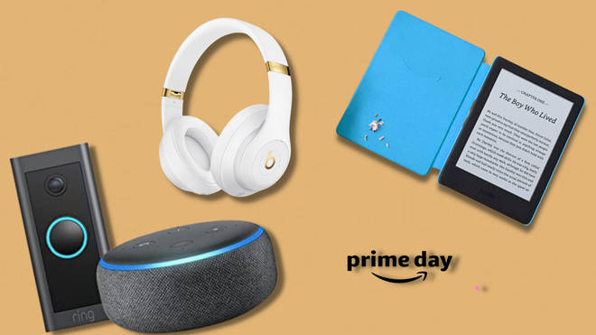 Amazon Prime Day 2021 LIVE: Latest deals, discounts and offers - as they happen