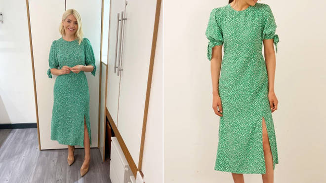 Holly Willoughby's dress is from Nobody's Child