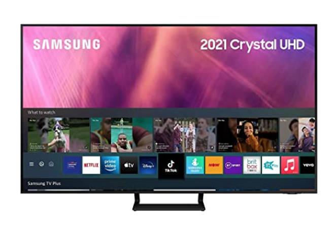 "Samsung TU7020 Crystal UHD 4K Ultra HD HDR 50"" Smart TV"