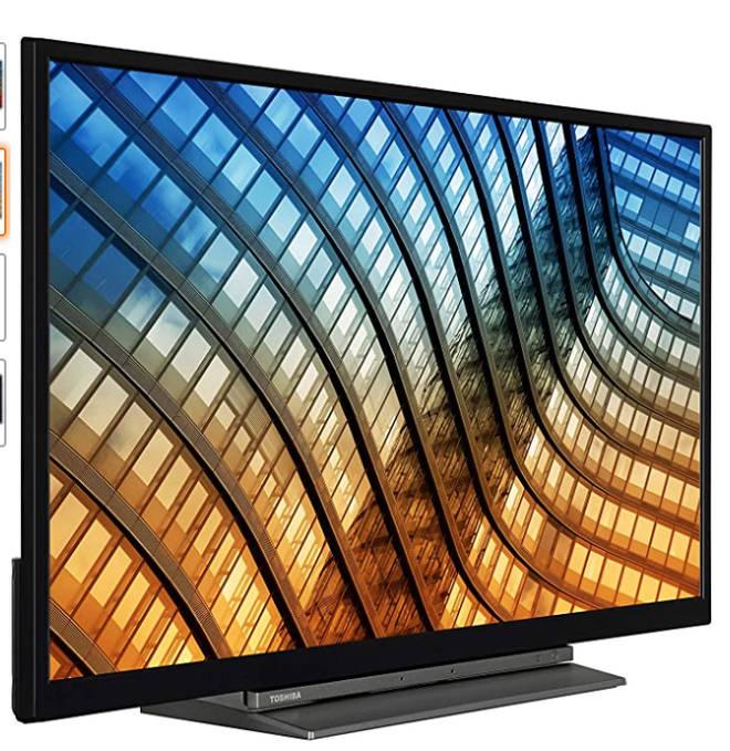 "Toshiba 32WK3C63DB 32"" HD Ready Smart TV"