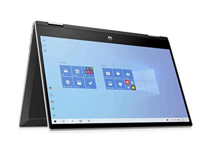 """HP Pavilion x360 14-dw1012na 14"""" Full HD Touch Screen Convertible Laptop"""