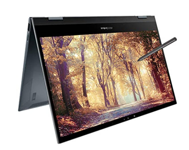 "ASUS ZenBook Flip UX363JA 13.3"" Full HD 300nits Touchscreen Convertible Laptop"