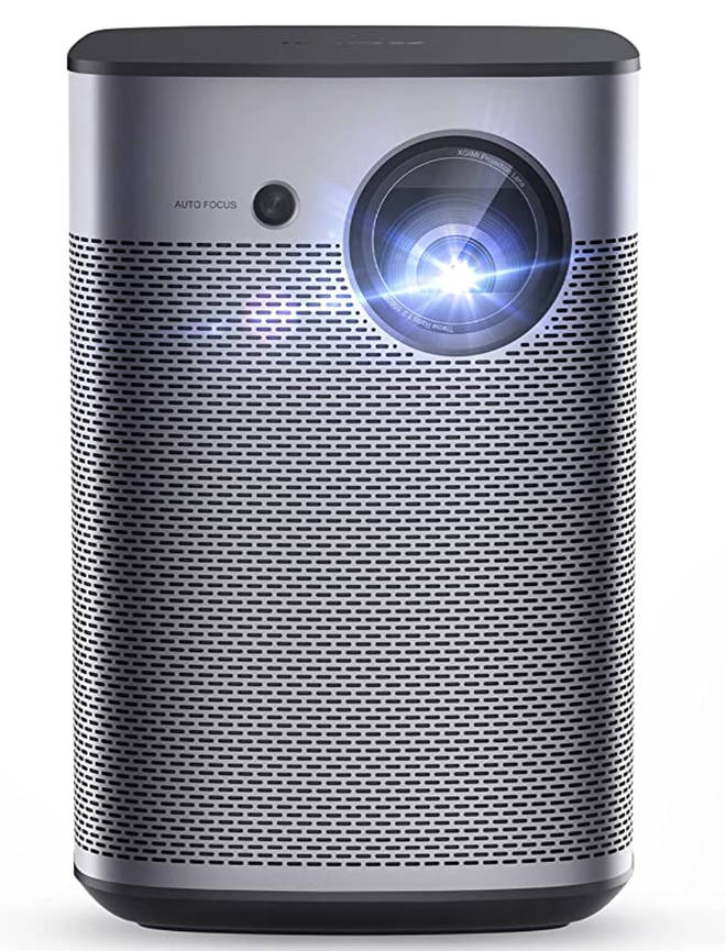 Xgimi Halo Portable Android Projector for Home Outdoor Movie 4K