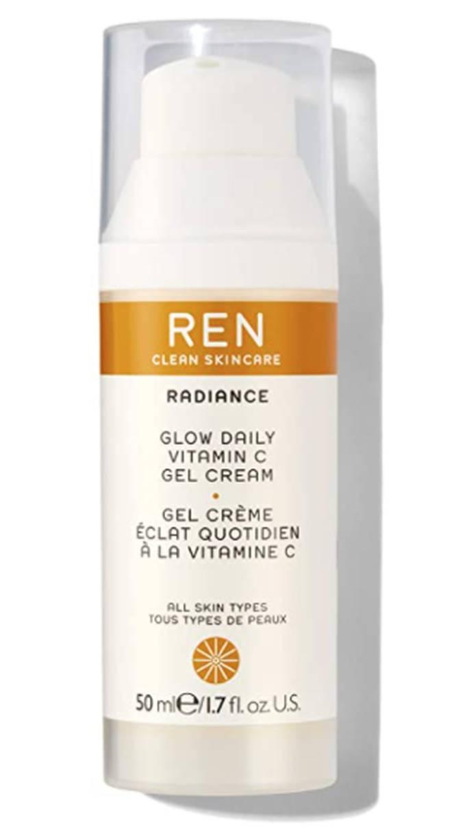 Ren Skincare Glow Daily Vitamin C Gel Cream