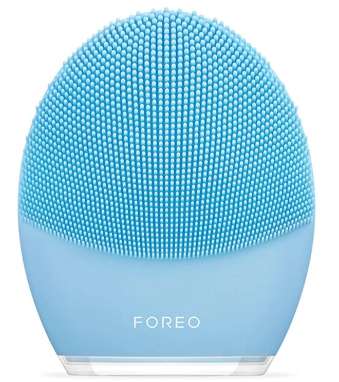 FOREO Luna 3 For Combination Skin, Smart Facial Cleansing And Firming Massage Brush