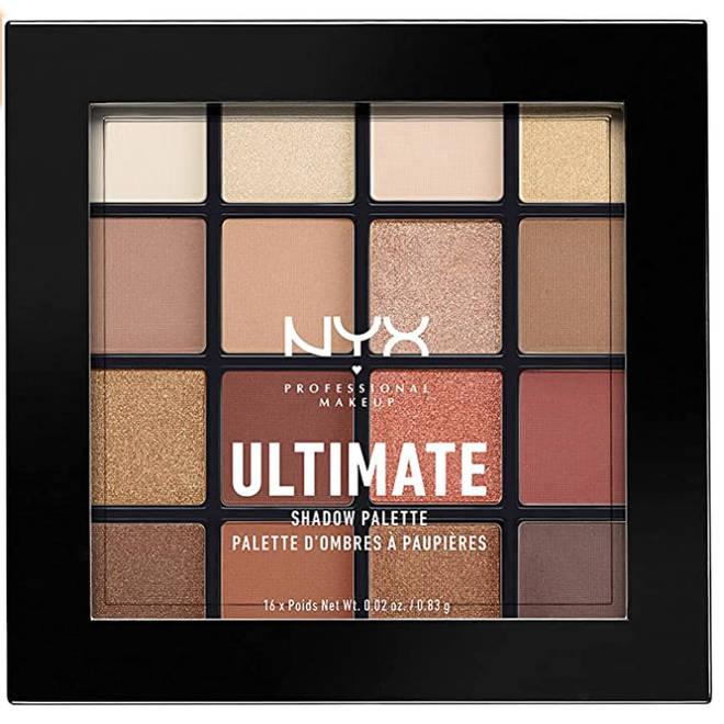 NYX Professional Makeup Eyeshadow Palette