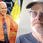 James Michael Tyler has stage four prostate cancer which has left him unable to walk