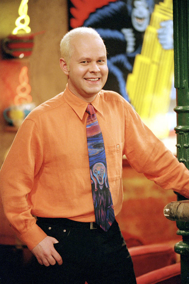 James Michael Tyler played Gunther in the hit TV series Friends