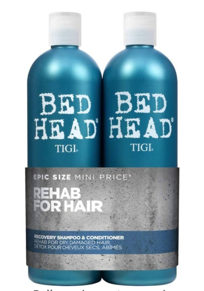Bed Head Urban Antidotes Recovery Moisture Shampoo & Conditioner Set