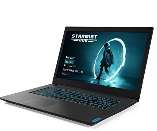 "Lenovo IdeaPad L340 17.3"" FHD Gaming Laptop"