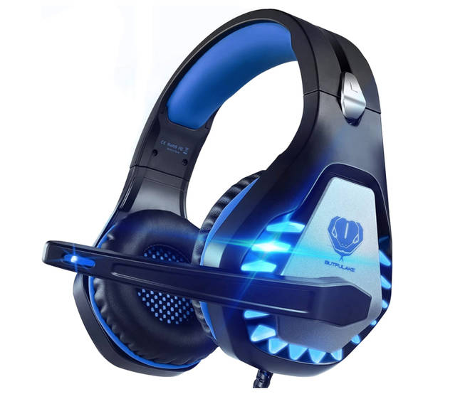 Pacrate Gaming Headset