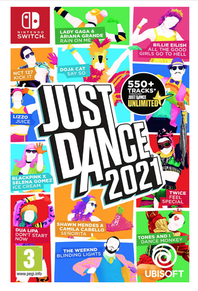 Just Dance for Nintendo Switch