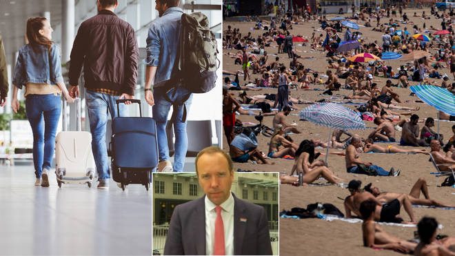 Holidays abroad are looking unlikely this year