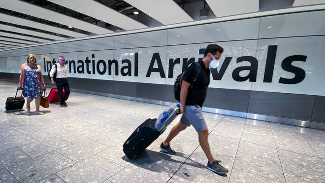 Foreign holidays could be put on hold this summer