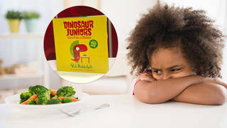Lots of kids are fussy eaters