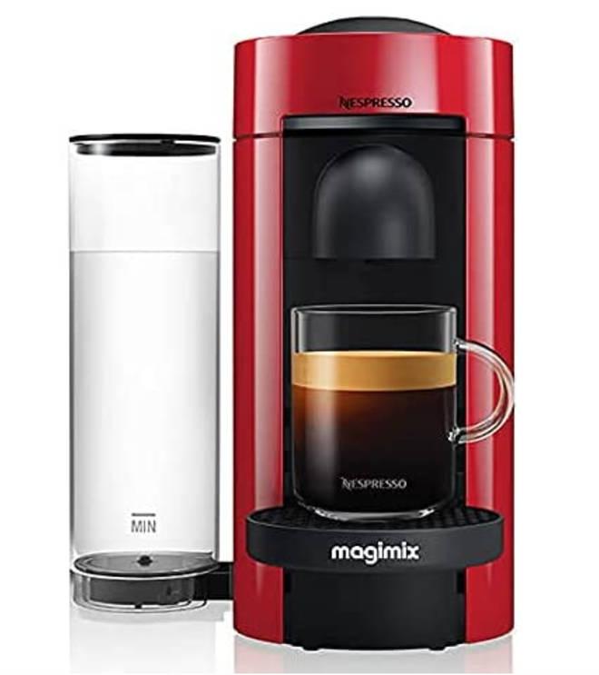 Nespresso Vertuo Plus Special Edition 11389 Coffee Machine