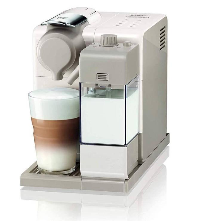 De'Longhi Nespresso Lattissima Touch, Single Serve Capsule Coffee Machine