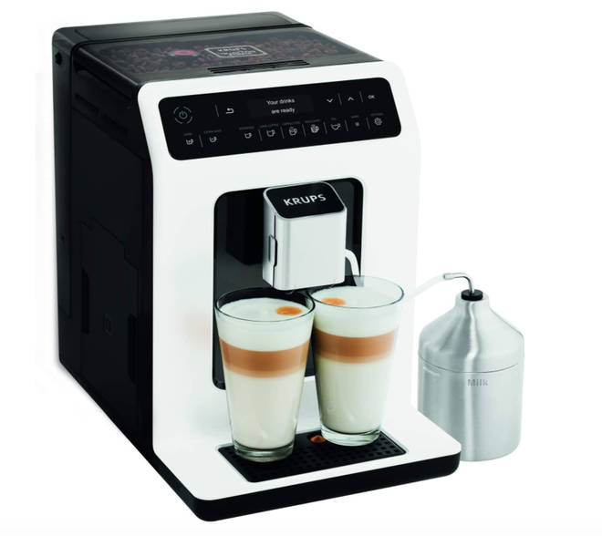 Krups EA891D27 Evidence Automatic, Espresso, Bean to Cup, Coffee Machine