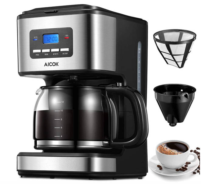 AICOK Filter Coffee Machine