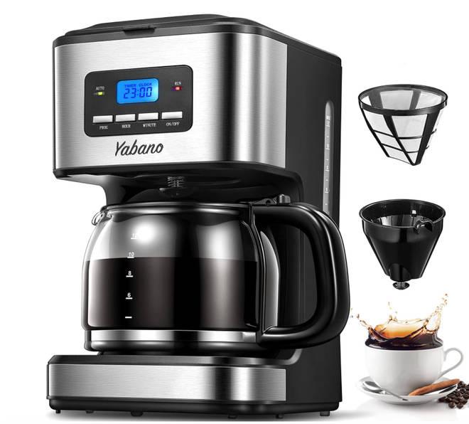 Yabano Filter Coffee Machine