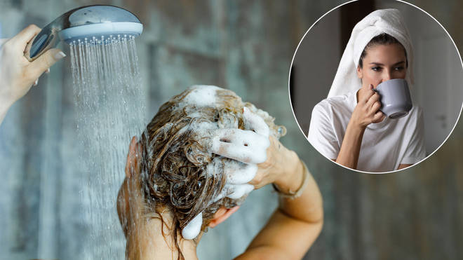 The way you shower could be affecting your sleep
