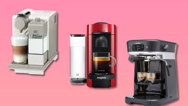 Best Amazon Prime Day coffee machine deals 2021: From Nespresso to Krups