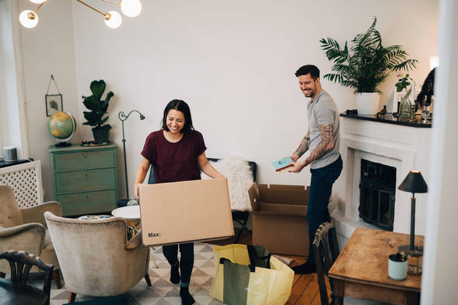 Moving in together can be an exhilarating time - but there are serious questions that need to be asked