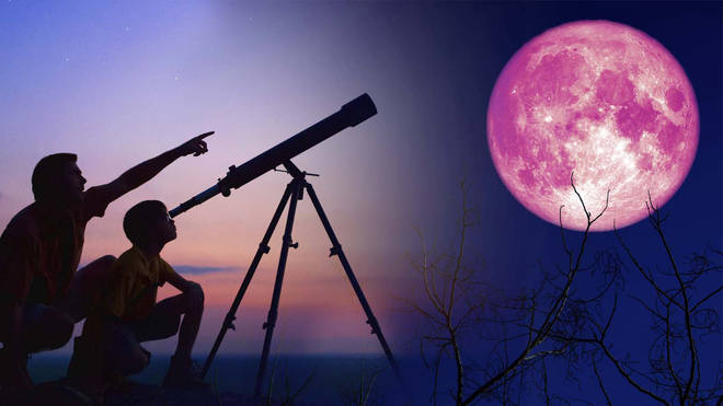 The Strawberry Moon will light up the sky later this week