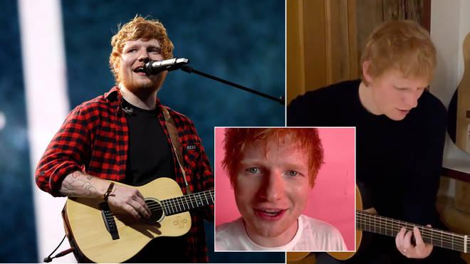 Take this Ed Sheeran quiz